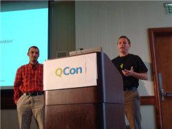 QCon 2007 - Alexandru Popescu e Cedric Beust