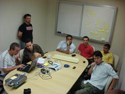 Equipe do Globo Vídeos