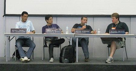 ETI2: Painel de discussões