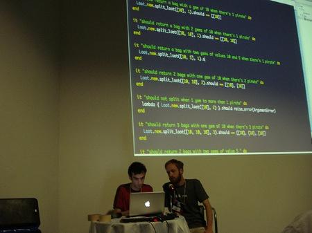 Dev in Rio 2009 - Coding Dojo