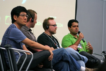 Dev in Rio 2009 - Discussion