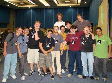 Dev in Rio 2009 - Everybody in the end