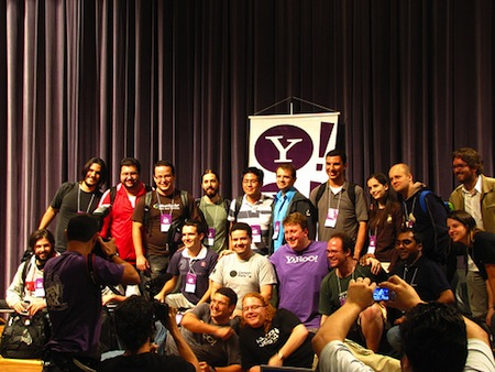 Ganhadores do Yahoo! Open Hack Day Brasil 2010