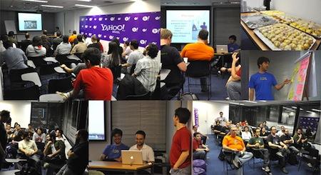 Coding Dojo SP @ Yahoo!